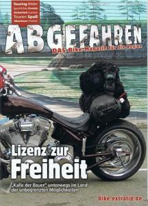 2011_Ausgabe 2011 Abgefahren_Mach mal langsam!