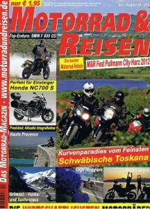 2012-07 Motorrad & Reisen_Montenegro