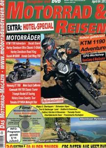 2013-04 Motorrad & Reisen Pyrenäen