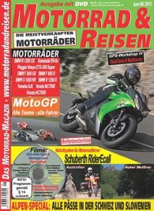 2013-06 Motorrad & Reisen Australien Teil I