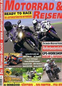 2013-07 Motorrad & Reisen Australien Teil II