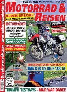 2013-08 Motorrad & Reisen Liparische Inseln