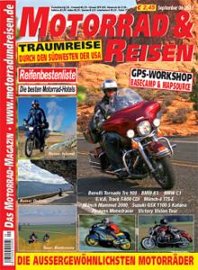2013-09 Motorrad&Reisen Island