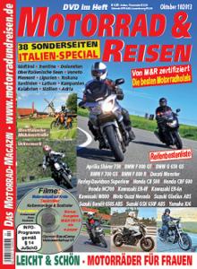 2013-10 Motorrad&Reisen Mühlenstraße