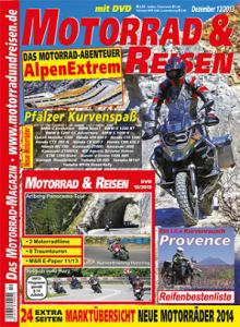 2013-12 Motorrad&Reisen Provence Teil I