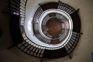 Treppe Granitz