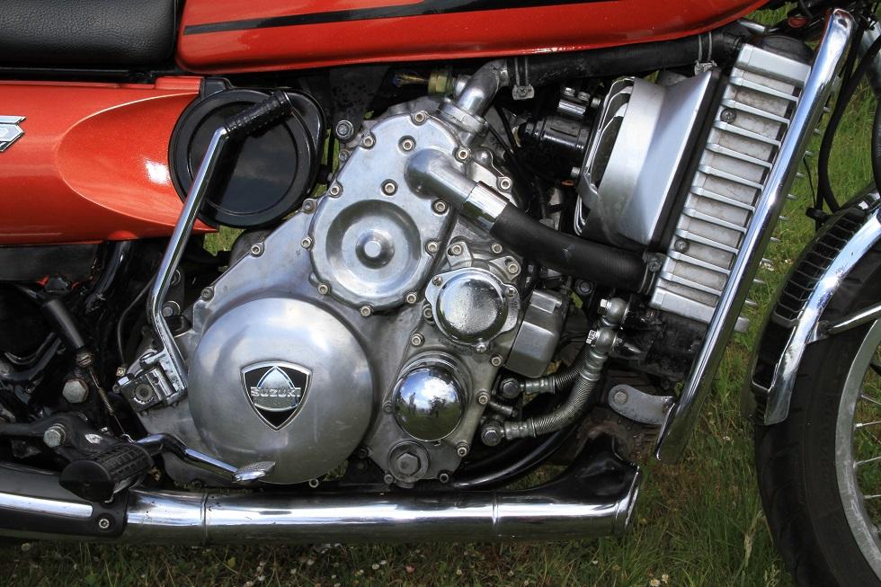 motorrad spur einstellen